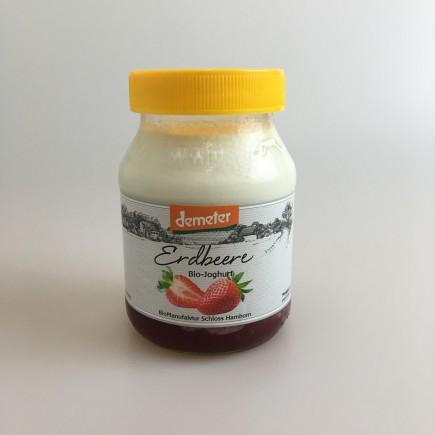 Fruchtjoghurt Erdbeere