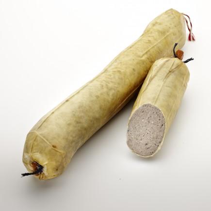 Leberwurst  - grob - geräuchert