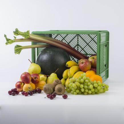 Obstkiste groß