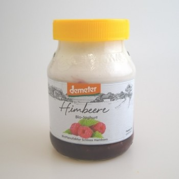 Fruchtjoghurt Himbeere