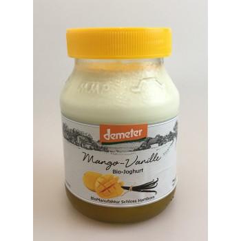 Fruchtjoghurt Mango-Vanille