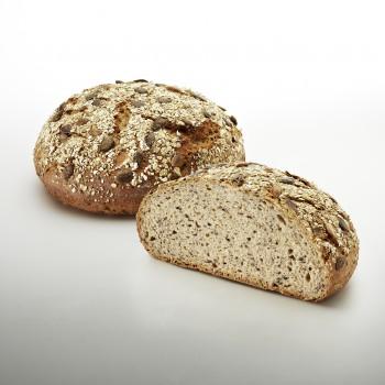 Vierkorn-Brot - a.d. Holzofen