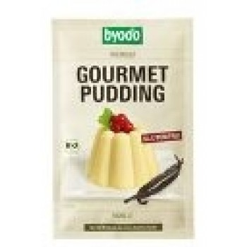 Pudding Vanille Gourmet