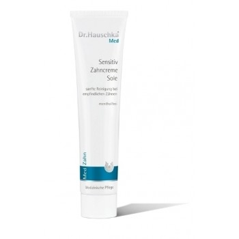 Sensitiv Zahncreme Sole 