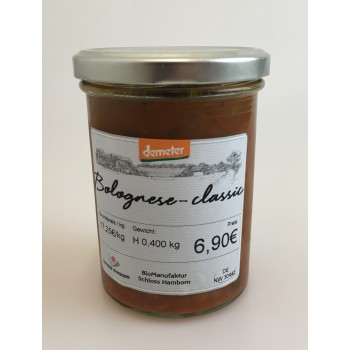 Bolognese-classic