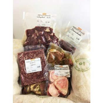 Rindfleisch Paket - 25 kg