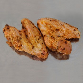 Bio - Chicken-Wings - gewürzt