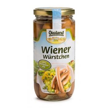 Wiener Würstchen im Glas   6 Stck im Glas